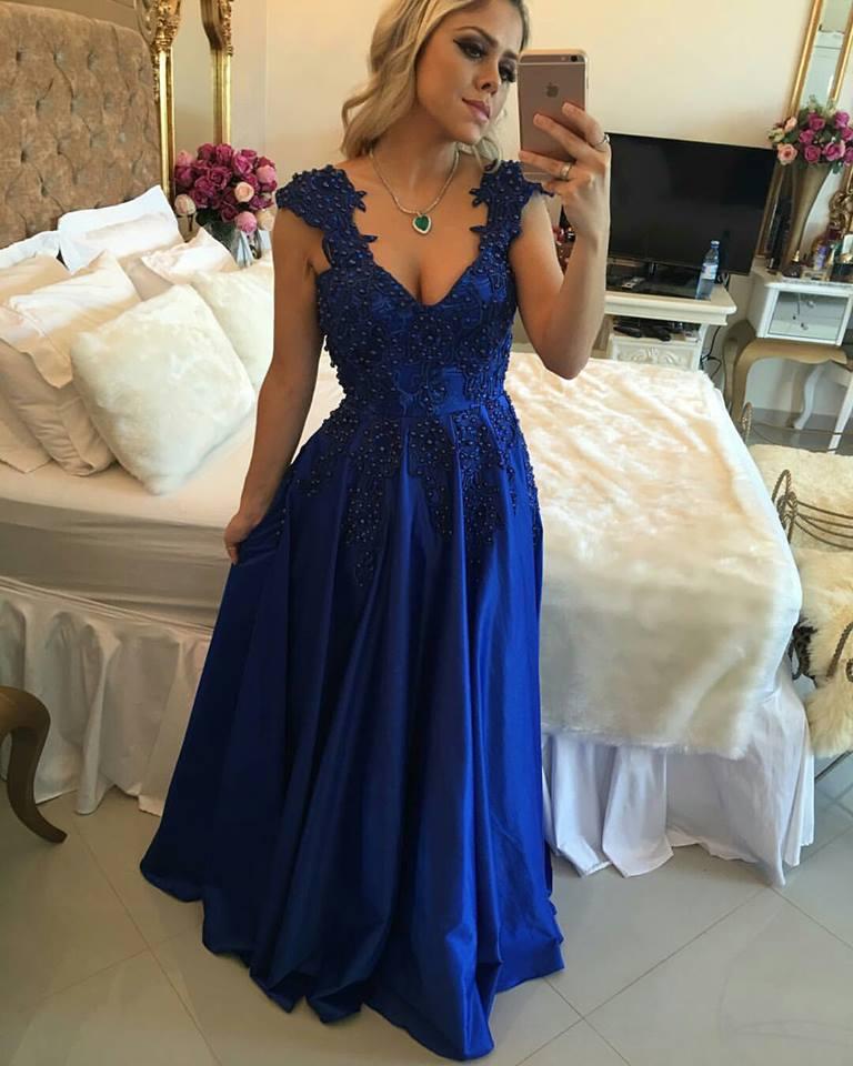 Hermosas Propuestas De Vestidos De Noche Como Organizar La
