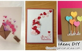 Ideas DIY – cartas para regalar