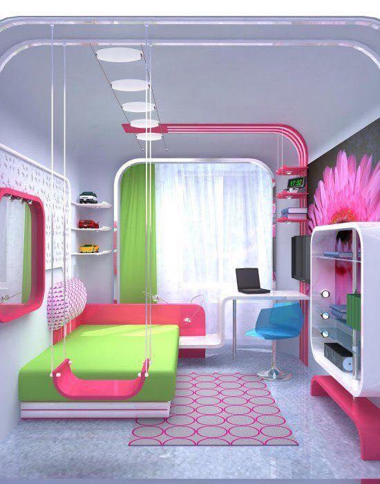 Ideas para habitacion de ninos te encantaran 10 - Ideas habitacion ninos ...