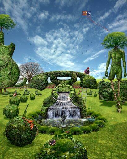 Ideas preciosas para personalizar tu jardin 7 decoracion for Ideas para tu jardin en casa