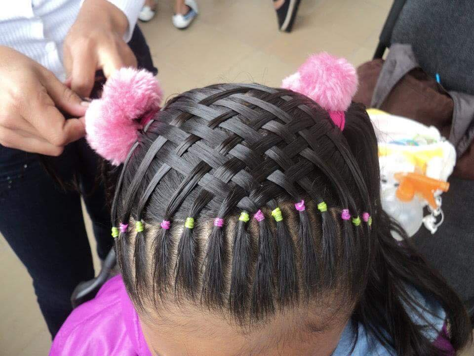 Peinados Con Trenzas Para Ninas 16