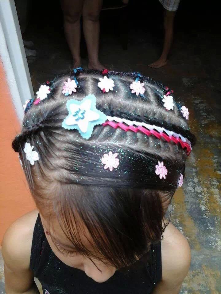 Peinados Con Trenzas Para Ninas 8