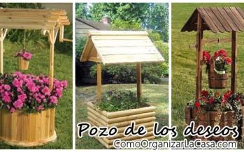 Pozos de los deseos en tu jardín – Ideas
