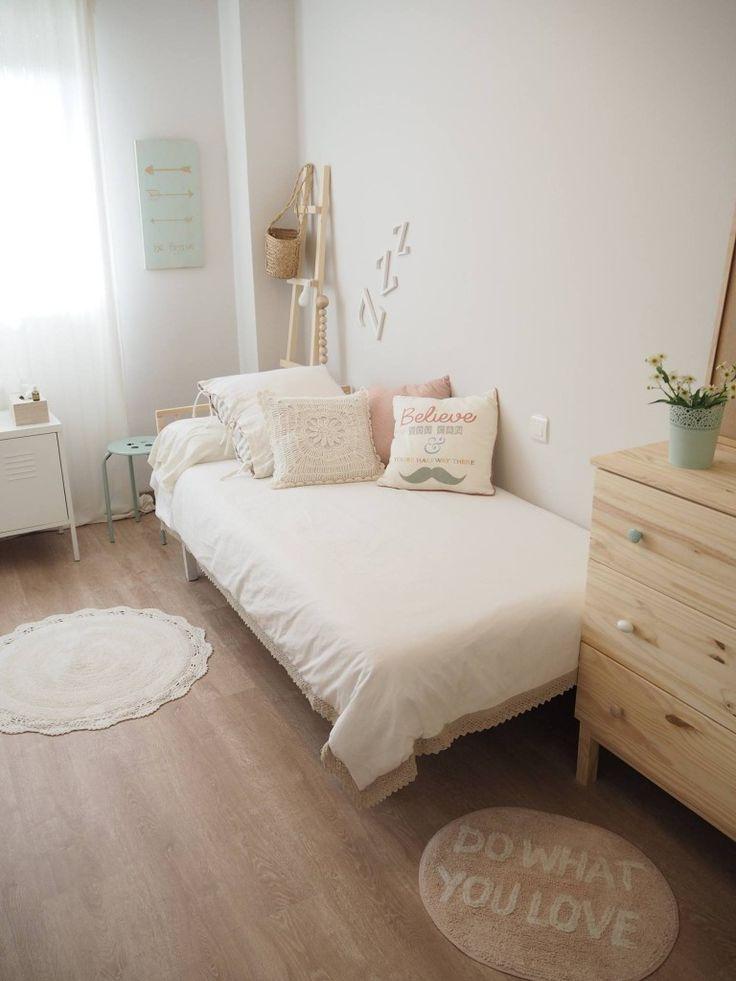 Diy decoracion habitacion juvenil combinando colores como - Samarkanda muebles ...