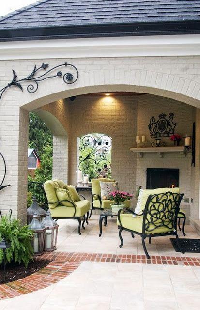 Decoraciones para el exterior de tu casa