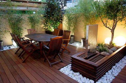 Ideas Para Un Jardín Moderno 24 Propuestas Para Jardines 2019