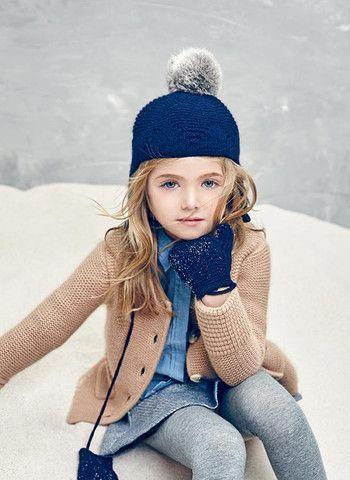 Como Vestir A Una Niña En Tiempo De Frío Como Organizar La
