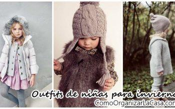 Como vestir a una niña en tiempo de frío