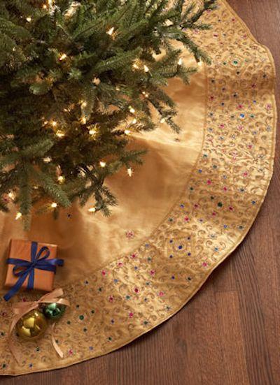 Pie de árbol navidad 2018 - 2019