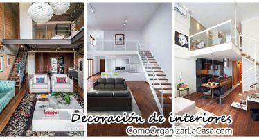 Decoración de interiores para Open livings