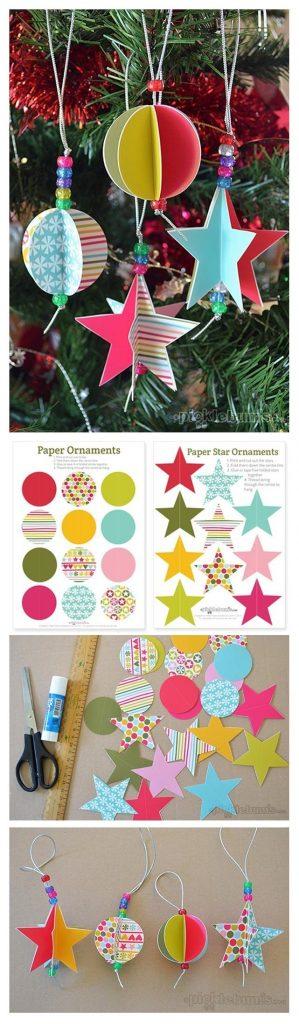 Decoraciones diy para navidad 2016 2017 11 decoracion de for Decoracion de casas 2016