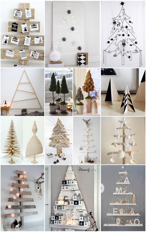 Decoraciones diy para navidad 2016 2017 4 decoracion de for Decoracion apartamentos 2016