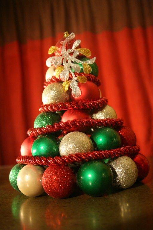 Decoraciones diy para navidad 2016 2017 47 decoracion de for Decoracion 2016 navidad
