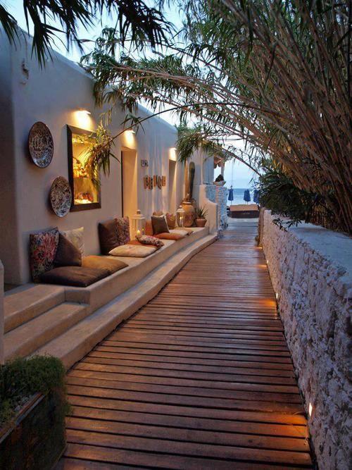Decoraciones Para El Exterior De Tu Casa 30 Como