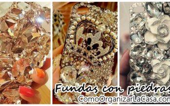 Fundas para celular con piedras ¿Te atreves a usarlas?