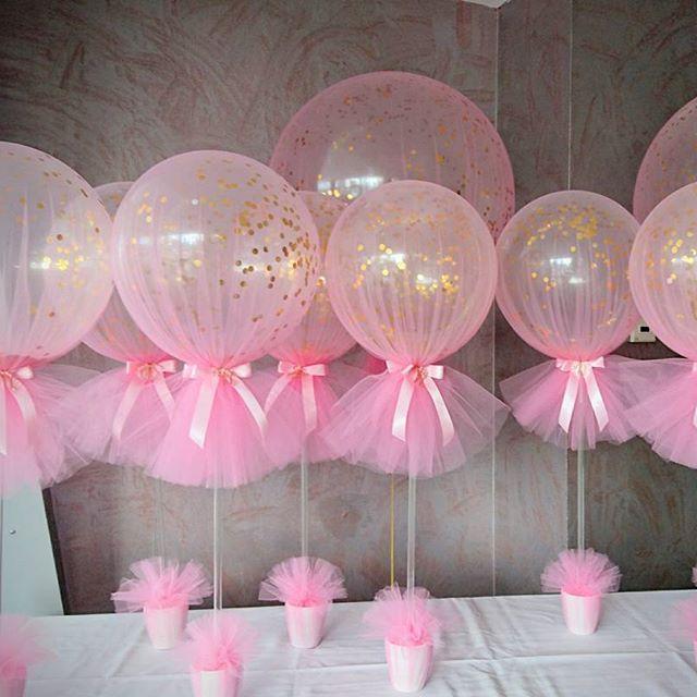 Ideas de baby shower para nina 34 decoracion de - Ideas para decorar zapatos de nina ...