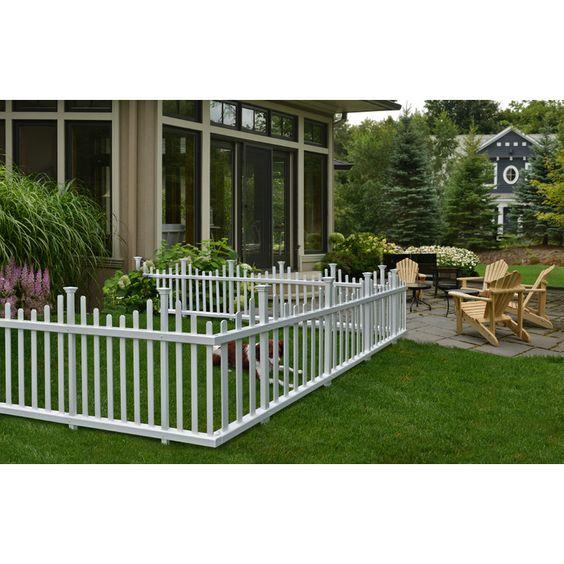 Ideas de cercas para tu jardin 11 decoracion de - Cercas para jardin ...