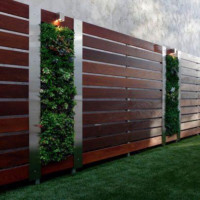 Ideas de cercas para tu jardín