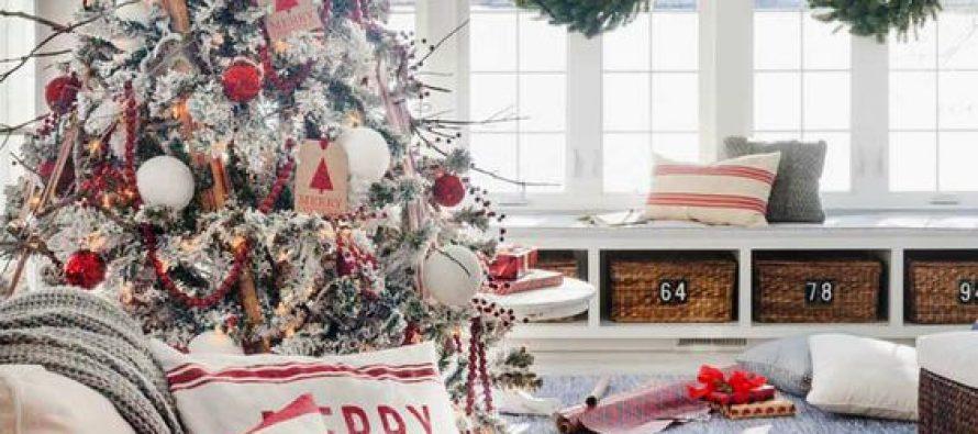 Ideas de decoración de arbol de navidad 2017 – 2018