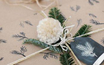 Ideas de envolturas navideñas