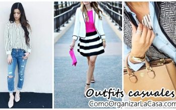Ideas de outfits para salidas casuales