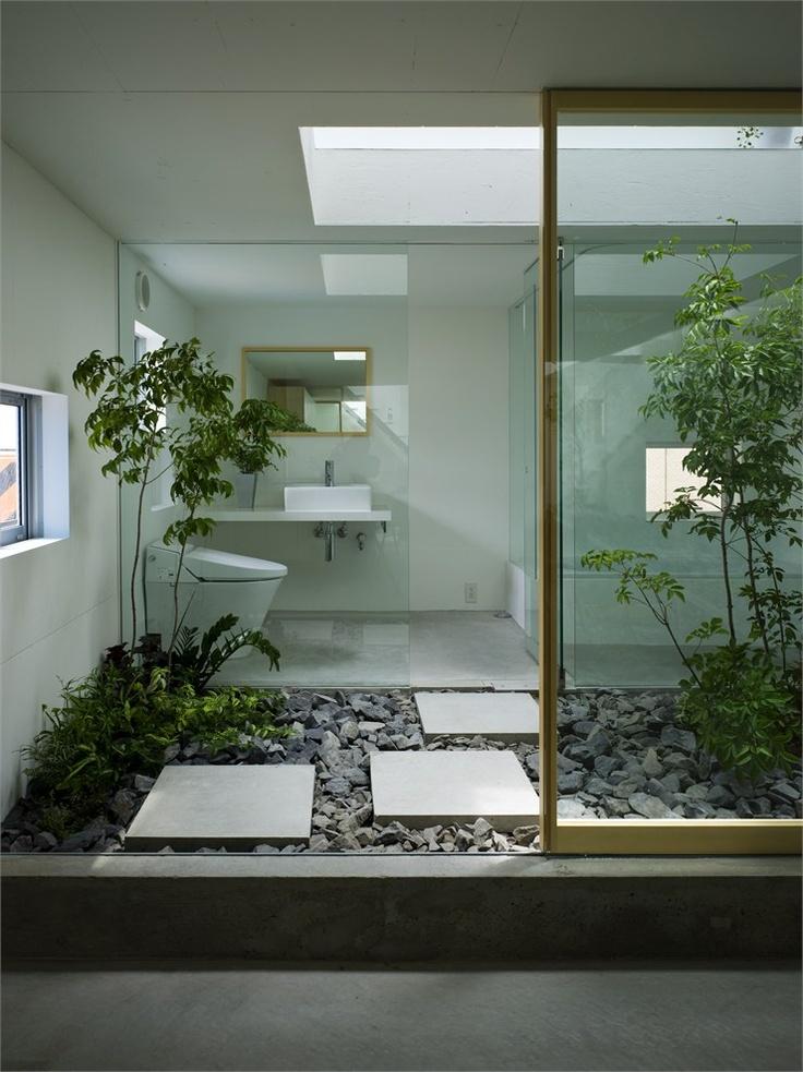 Increibles propuestas de jardines interiores 10 for Decoracion interiores 10
