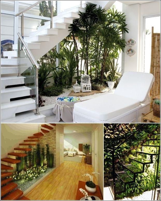 Increibles propuestas de jardines interiores 32 - Jardines increibles ...