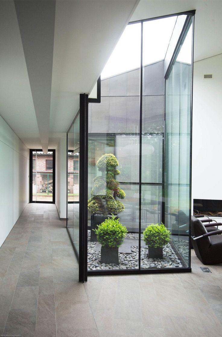 Increibles propuestas de jardines interiores 35 for Decoracion de jardines interiores