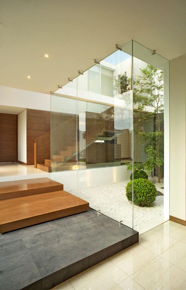 Planos de casas con patio interior free planos de casas for Planos de casas con patio interior