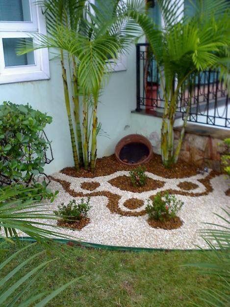 Jardines frontales con flores 15 decoracion de for Arreglos jardines casa