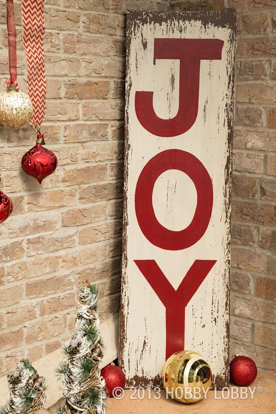 Letreros navideños para puerta