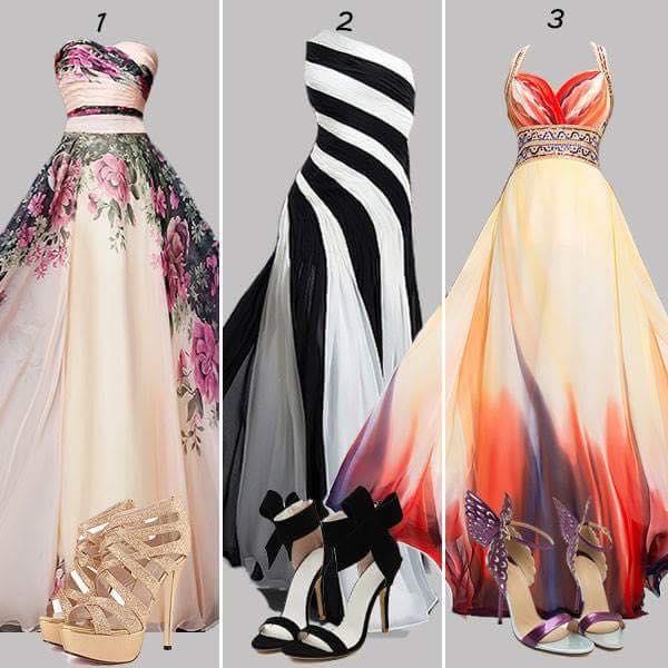 Opciones De Vestidos Elegantes Para Fiestas De Noche 16