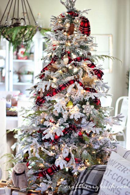 Decoracion Rustica De Navidad ~  en decoracion de navidad rustica pinos 16  Curso de organizacion de