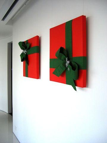 Adornos para navidad faciles de hacer