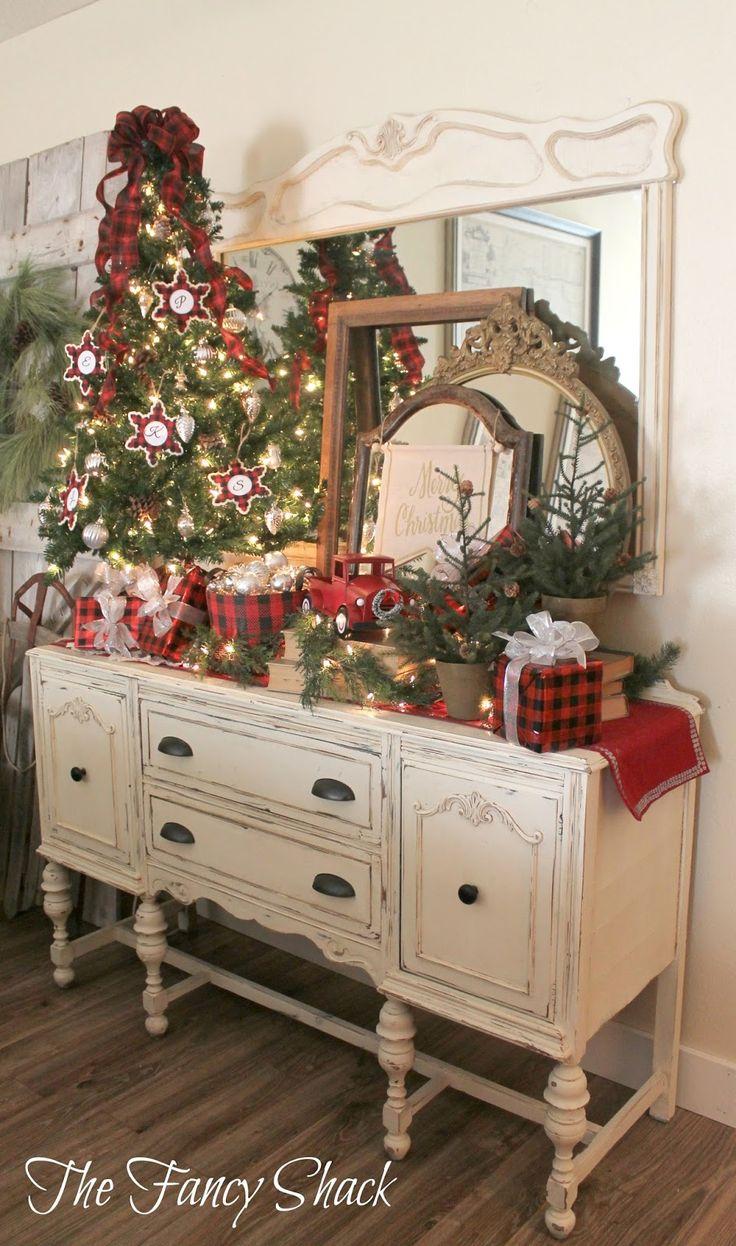 Decora tu casa para la noche de navidad 19 decoracion de for Decora tu casa