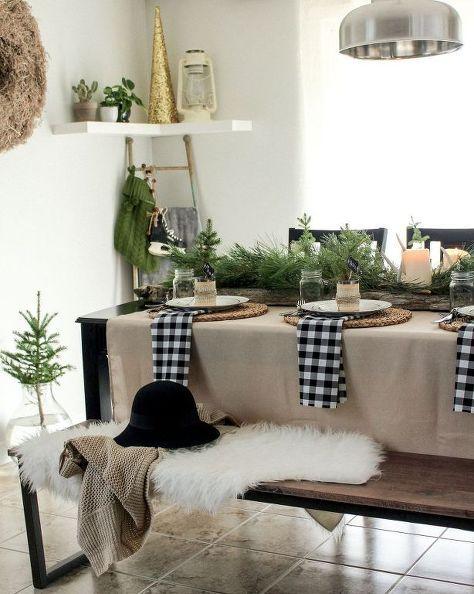 Ideas para decorar el comedor en navidad