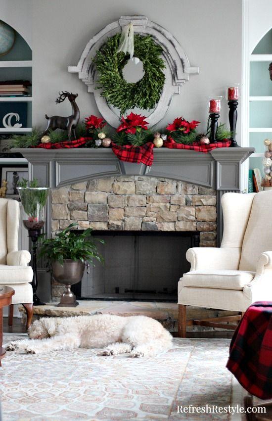 Ideas para decorar tu casa la noche de navidad
