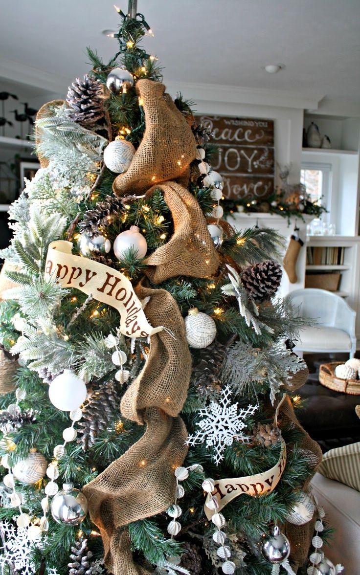 Ideas de árboles de navidad 2018