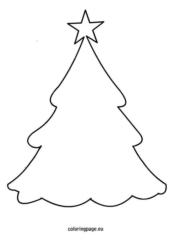 Patrones de figuras navideñas en fieltro