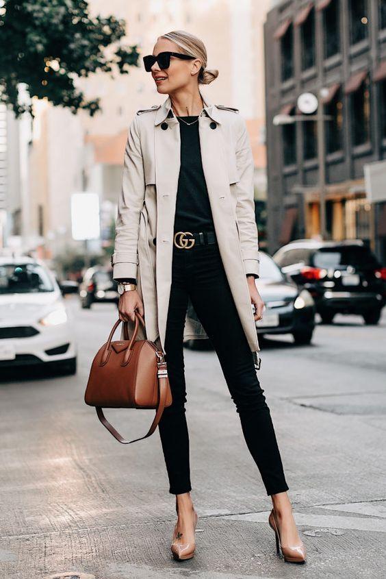 Outfits con mucho estilo ideales para otoño-invierno 2019