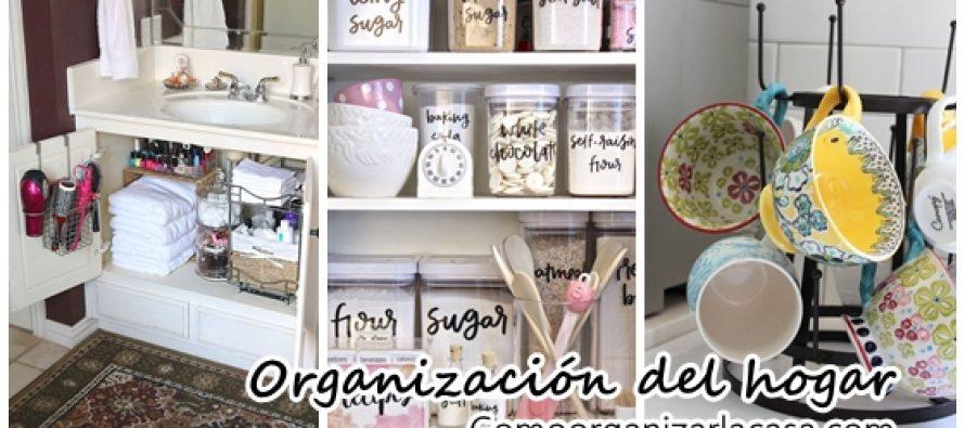42 ideas para organizar tu hogar curso de organizacion for Ideas para tu hogar