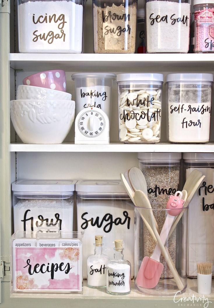 42 ideas para organizar tu hogar 8 decoracion de - Ideas para organizar la casa ...