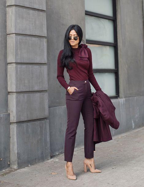 Outfits con traje de vestir Muy elegantes