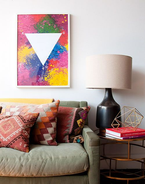 Decoracion de salas modernas como decorar tu sala este 2018 for Cuadros para salas pequenas