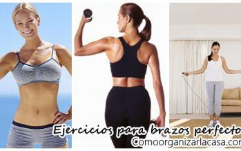 Consejos para acabar con la grasa de los brazos