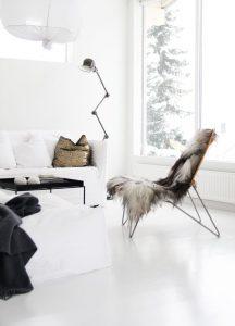 Decoración de interiores con lamparas de pie (5)
