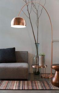Decoración de interiores con lamparas de pie (8)