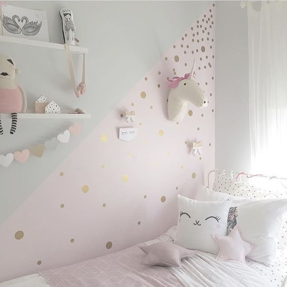 Habitaciones Infantiles Decoradas Con Papel Tapiz Como Organizar