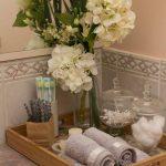 Ideas para decorar tu baño de visitas