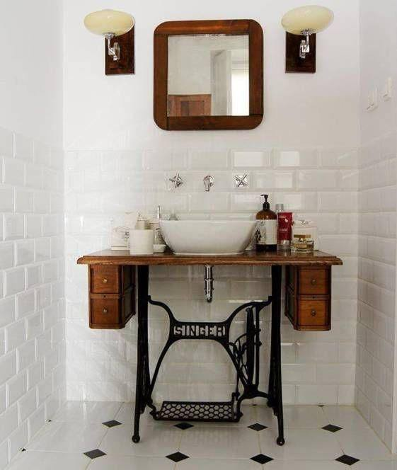 Ideas Para Decorar Baño De Visitas:Ideas para decorar tu baño de visitas (25)